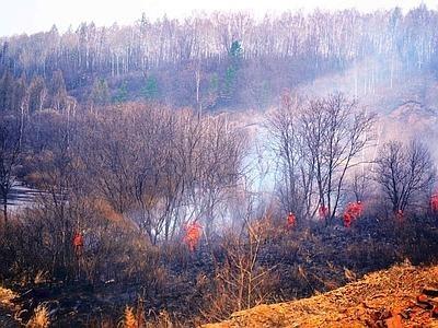Allarme incendi, Vigili del Fuoco in azione in due contrade tra Randazzo e Maletto